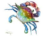 Crab Print by Suren Nersisyan