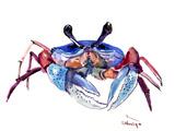 Crab3 Poster af Suren Nersisyan