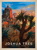 Joshuatree Posters by  Anderson Design Group