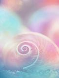 Snail Bokeh Poster by  Grab My Art