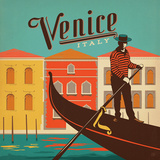 Venice Prints by  Anderson Design Group
