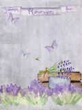 Provence France Poster by  Grab My Art