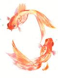 Goldfish Feng Shui Art par Suren Nersisyan