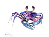 Blue Crab Prints by Suren Nersisyan