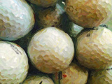 Golf Balls Prints by  Grafittee Studios