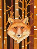 Fox Animal Wild Mammal Poster by  Grab My Art