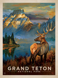 Grandteton Prints by  Anderson Design Group