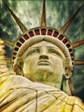 Liberty Statue US Poster by  Wonderful Dream