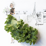 Kale Kouture Stampe di Meredith Wing