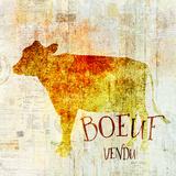 Boeuf Vendu Posters by Brandi Fitzgerald