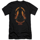 Kong: Skull Island- Kong: Silhouette Slim Fit T-shirts