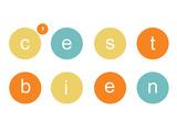Cest Bien Prints by Jan Weiss