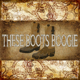 Boogie Boots Prints by Marilu Windvand
