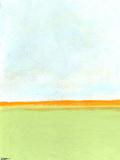 Big Sky Country 2 Gicléetryck av Jan Weiss