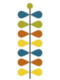 Pattern 5 Prints by Jan Weiss