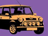 Mini Purple Posters by  Indigo Sage Design