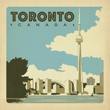 Toronto Print by  Anderson Design Group
