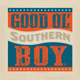 Goodolboy Square Prints by  Anderson Design Group