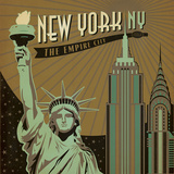 Newyork Posters by  Anderson Design Group