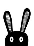Bunnyselfie Posters by  Nanamia Design