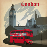 London Posters by  Anderson Design Group
