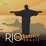 Riodejaneiro Prints by  Anderson Design Group