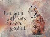 Cat 2 Prints by  Lebens Art