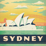 Sydney Prints by  Anderson Design Group