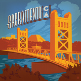 Sacramento Prints by  Anderson Design Group