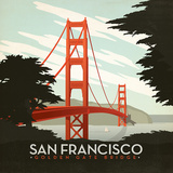 Sanfran Art by  Anderson Design Group