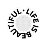 Life Is Beautiful Carpe Diem Poster di Melanie Viola