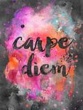 Carpe Diem Prints by  Lebens Art