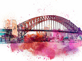 Sydney Harbor Bridge 4 Prints by  Lebens Art