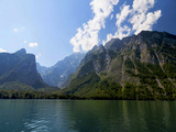 Koenigssee Lake Alpes Mountains Bavaria Posters by  Grab My Art