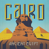 Cairo Posters by  Anderson Design Group