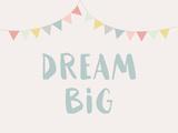 Dreambig Posters by  Nanamia Design