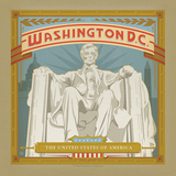 Washdc Prints by  Anderson Design Group