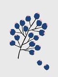Bluebberies Art by  Nanamia Design