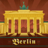 Berlin Prints by  Anderson Design Group