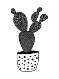 Cactus Print by  Nanamia Design