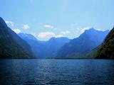 Koenigssee Lake Alpes Mountains Bavaria 4 Prints by  Grab My Art