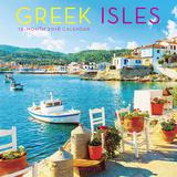 Greek Isles - 2018 Calendar Calendriers