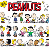 Peanuts Happiness Is - 2018 Calendar Calendarios