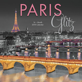 Paris Glitz - 2018 Calendar Kalendere