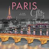 Paris Glitz - 2018 Calendar Calendars