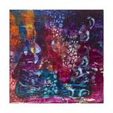 Violet Dream Poster by Alise Loebelsohn