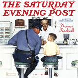 Saturday Evening Post - 2018 Calendar Calendarios