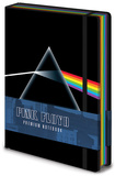Pink Floyd - The Dark Side Of The Moon Premium A5 Notebook Notebook