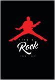 King Of Rock Plakat