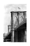 Brooklyn Bridge Perspective Photographic Print by Phil Maier